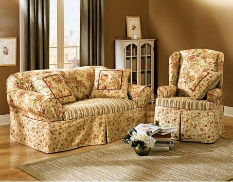 Чехол на диван