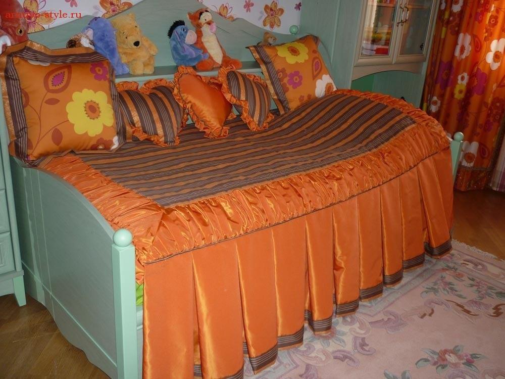Покрывала на кровать своими руками сшитые